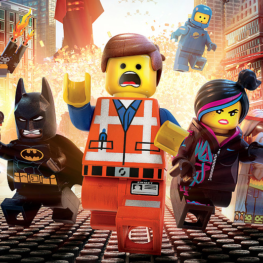 Web Ads - Lego The Movie